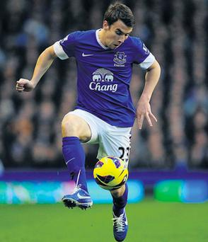 Seamus Coleman will play a key role in Everton's tactical plan if he is passed fit