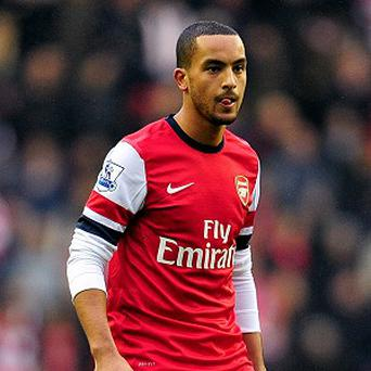 Theo Walcott has played a more central role in the last two weeks at Arsenal