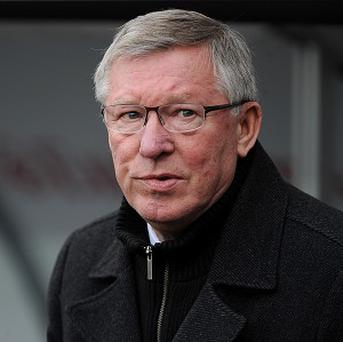 Sir Alex Ferguson has become exasperated at Manchester United's defence