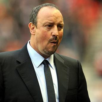 Rafael Benitez returns to Merseyside when Chelsea visit Everton this weekend