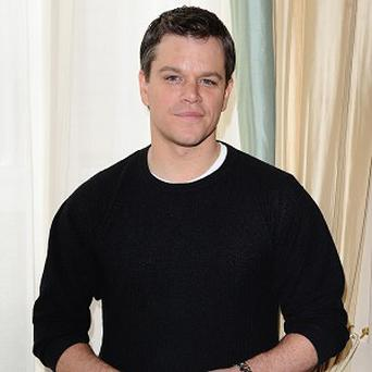 Matt Damon will work on George Clooney's The Monuments Men
