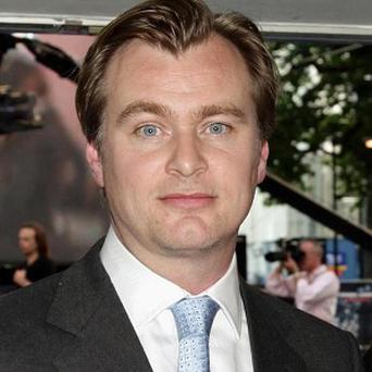 Christopher Nolan is producing Superman film Man Of Steel