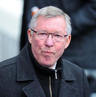 Sir Alex Ferguson is not expecting to be active in the transfer window