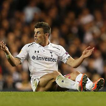 Gareth Bale insists he is not a diving player
