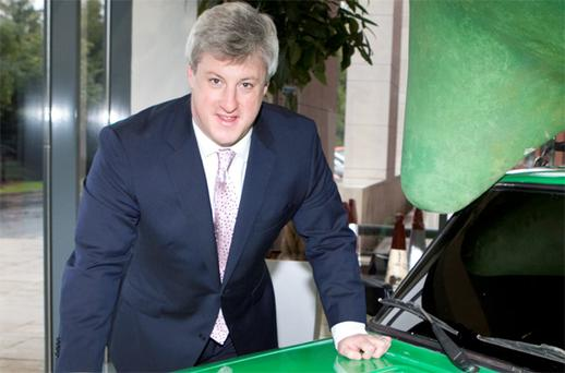 Patrick Kennedy: owed about €5m in mortgage debt at the end of December 2011