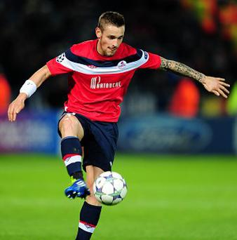 Mathieu Debuchy has been signed by Newcastle on a six-million-euro transfer