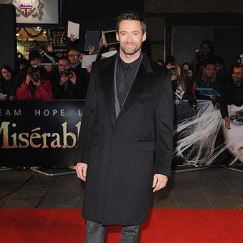 Hugh Jackman's Les Mis role involved a tough diet and workout regime