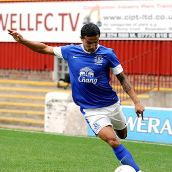 Tim Cahill scored 68 goals in 278 appearances during his eight seasons at Everton