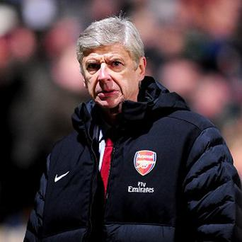 Arsene Wenger is looking forward to 2013