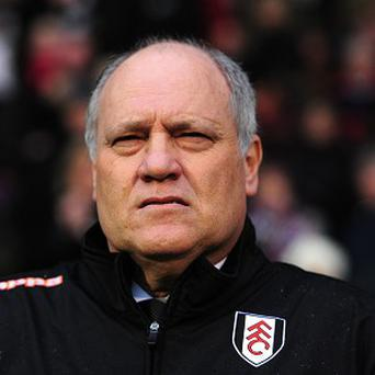 Martin Jol has no room to tinker as his Fulham squad is down to its bare bones
