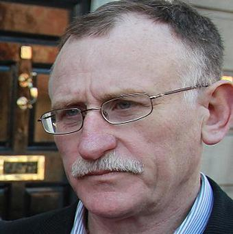 Dessie Ellis has dismissed claims forensic evidence connects him to a series of killings