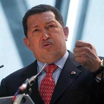 President of Venezuela Hugo Chavez is in a 'delicate' condition in hospital
