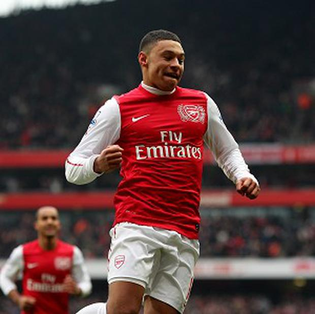Alex Oxlade-Chamberlain returns to St Mary's on New Year's Day