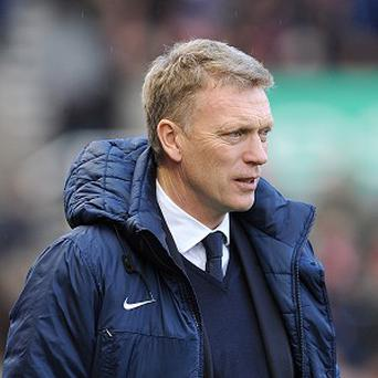 David Moyes says he is having to search for fresh ways to keep Everton in the race for fourth