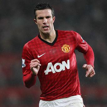 Roberto Mancini believes Robin van Persie, pictured, is the key difference for Manchester United this season