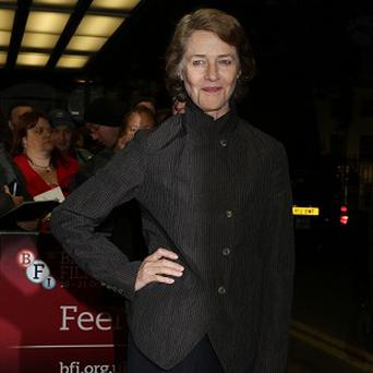 Charlotte Rampling will star in The Sea