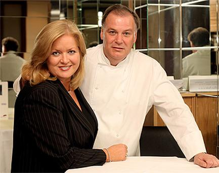Restaurateurs Sallyanne and Derry Clarke
