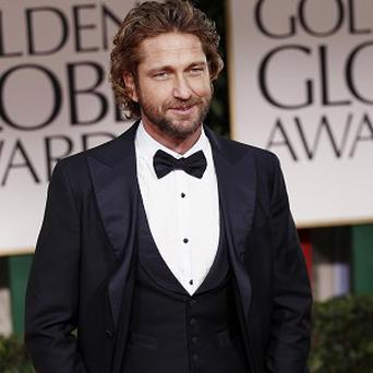 Gerard Butler liked the idea of playing his character as a 'fish out of water'