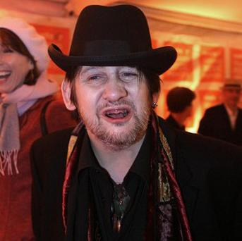 Shane McGowan and The Pogues recorded Fairytale Of New York with Kirsty MacColl