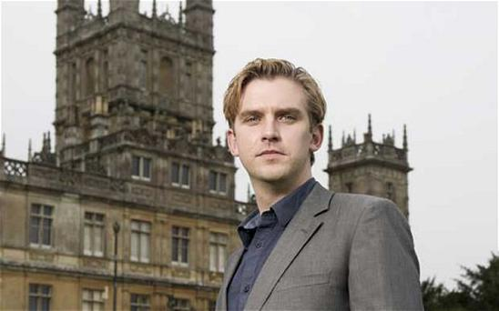 Dan Stevens beat off Beckham in GQ magazine's annual list.
