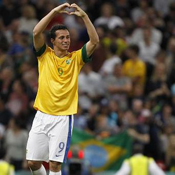 Leandro Damiao is a potential target for Tottenham
