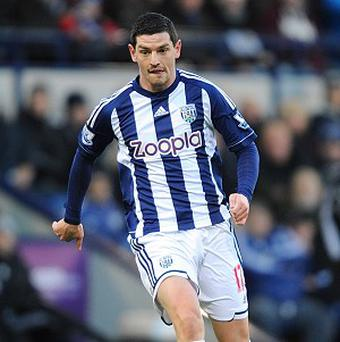 Graham Dorrans could be on his way out of West Brom