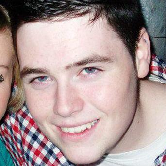 Jason McGovern: death being treated as murder