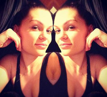 We get it Jessie. You're fabulous without make-up