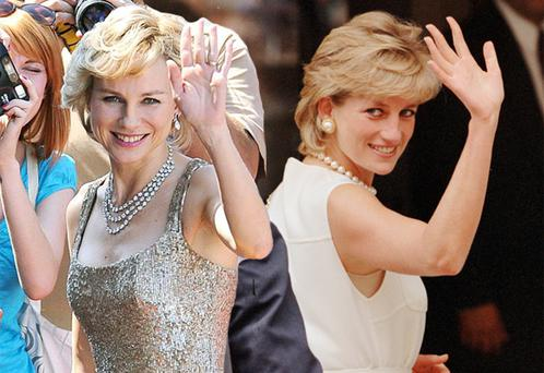 Rumour has it that the Diana movie will test Watts's acting chops more than just that.