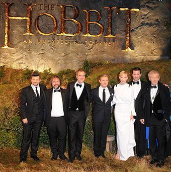 The Hobbit reigns supreme at the top of the US box office