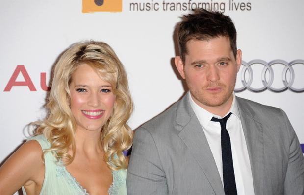Michael Buble Says His Wife Is Out Of His League Independentie