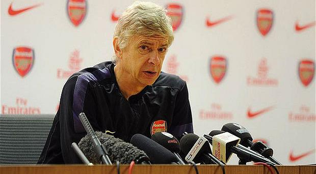 New targets: Arsene Wenger indicated that Arsenal's focus in scouting for players has moved from France to young players Germany and Spain. Photo: Getty Images