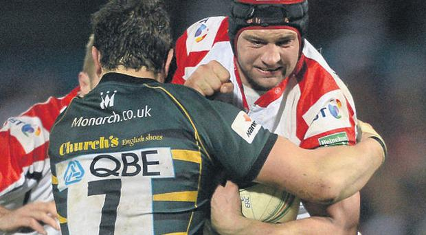 Ulster's Dan Tuohy returns to action tonight against Scarlets having missed the Christmas fixtures through injury