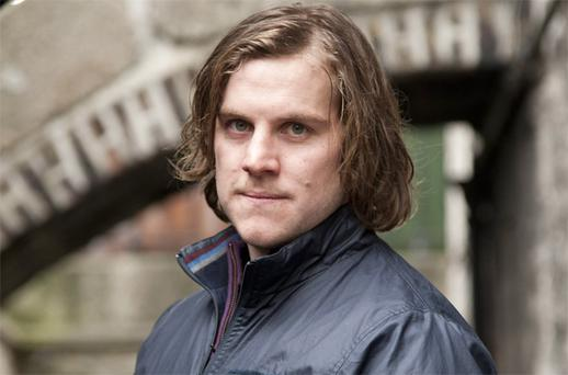 Peter Coonan as Fran in Love/Hate
