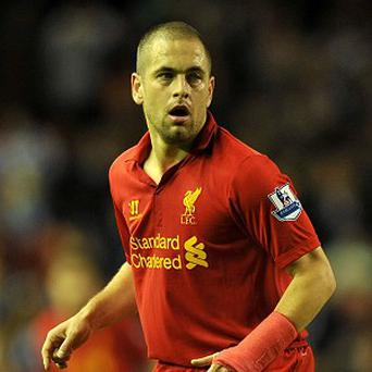 Joe Cole struggled to secure a regular first-team place at Liverpool