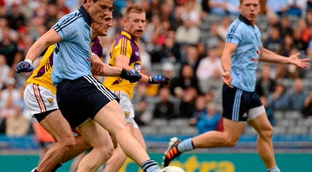 Players should follow Diarmuid Connolly's example and go for goal in 2013.