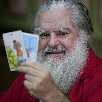 Antonio Vazquez is popularly known as the 'Grand Warlock' (AP/Eduardo Verdugo)