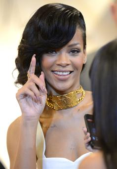 Rihanna. Photo: Getty Images