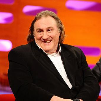 French actor Gerard Depardieu has received a Russian passport after flying to Russia