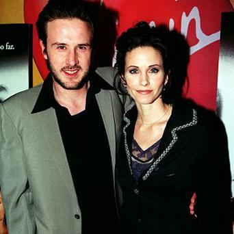 Courteney Cox says her ex David Arquette is still her 'best friend'