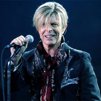 David Bowie has released his first single and album in a decade. Photo: PA
