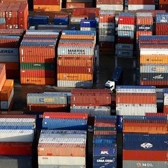 Exports from Germany are down, the country's experts have said