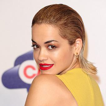 Rita Ora enjoyed skydiving in Dubai