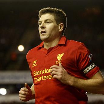 Steven Gerrard admits he needs to score more goals