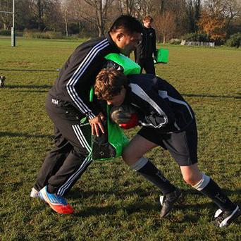 Only one in eight schoolchildren aged 10-18 does at least 60 minutes of sport every day