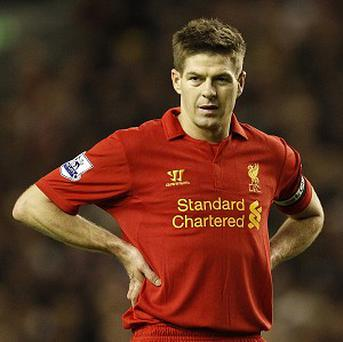 Captain Steven Gerrard believes Liverpool are heading in the right direction