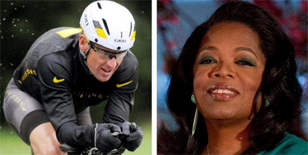 Lance Armstrong has agreed to a TV interview with Oprah Winfrey next week