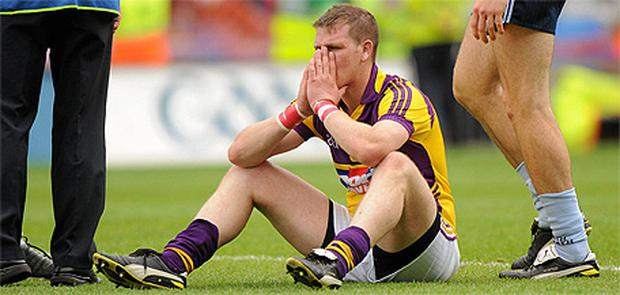 The club of Wexford captain David Murphy – St Mary's of Rosslare - have been badly affected by emmigration