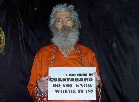 Retired FBI agent Robert Levinson, 64, is pictured in this undated photograph Photo: Reuters Reuters