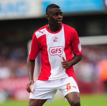 Hope Akpan has agreed a three-and-a-half-year deal with Premier League side Reading